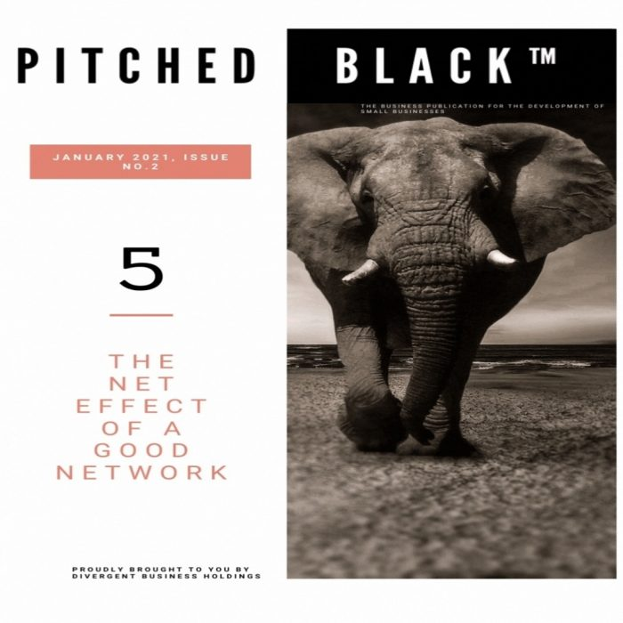 PITCHED BLACK ISSUE 2